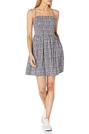 Goodthreads Mujer Casual - Georgette-Vestido Mini con Espalda Baja Dresses