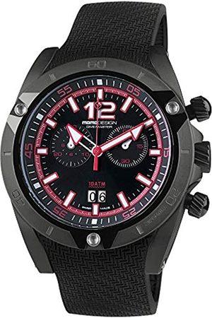 Momo Hombre Relojes - Reloj Informal MD282BK-41