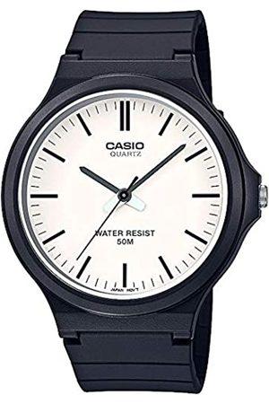 Casio Relojes - Reloj Analógico para Unisex Adultos de Cuarzo con Correa en Resina MW-240-7EVEF