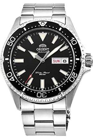 Orient Relojes - Reloj Analógico para Unisex Adultos de Automático con Correa en Acero Inoxidable RA-AA0001B19B
