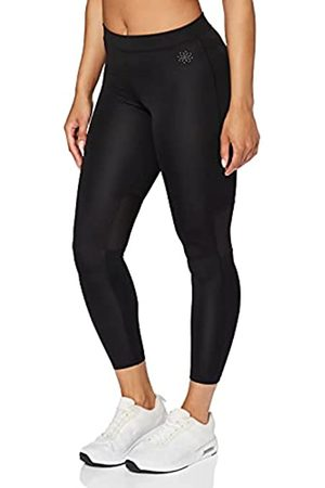 AURIQUE Mujer Leggings - Marca Amazon - Leggings Deporte Petite Mujer (Black), 36