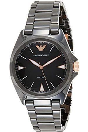 Emporio Armani Hombre Relojes - Reloj Analógico para Hombre de Cuarzo AR70003