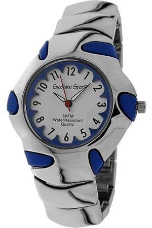 Excellanc Llanc Hombre de Relojes con Metal Banda 2676226000001