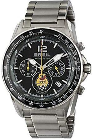 Breil Reloj para Hombre Modelo Abarth con Pulsera Titanio