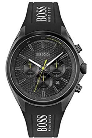 HUGO BOSS Hombre Relojes - HugoBOSSRelojCosaanálogaparadelosHombresdeCuarzoconCorreaenSilicona1513859