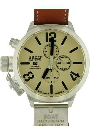U-BOAT Classico 53 Chrono 925 – Reloj de Pulsera Cronógrafo Automático 2062
