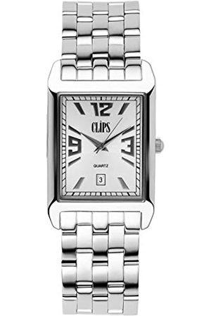 CLIPS 553-7001-88 - Reloj de pulsera hombre, aleación