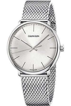Calvin Klein Reloj Analógico-Digital para Hombre de Cuarzo con Correa en Acero Inoxidable K8M21126