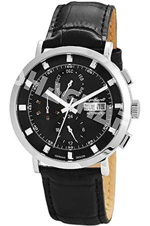 Engelhardt Hombre Relojes - RelojAnalógicoparaHombredeMecánicoconCorreaenCuero3.88221E+11