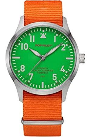 Pop-Pilot Hombre Relojes - ®4260362630048-RelojCorreadeNailon