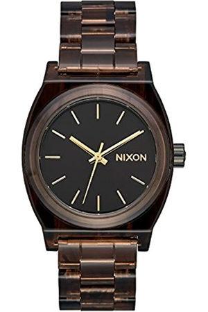 NIXON Reloj Analógico para Mujer de Cuarzo con Correa en Ninguno A1214-400-00