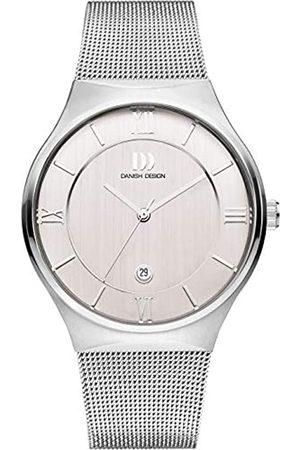Danish Design Hombre Relojes - DANISHDESIGNRelojAnalógicoparaHombredeCuarzoconCorreaenAceroInoxidableIQ62Q1240
