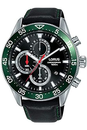 Lorus Reloj Analógico para Hombre de Cuarzo con Correa en Piel RM347FX9