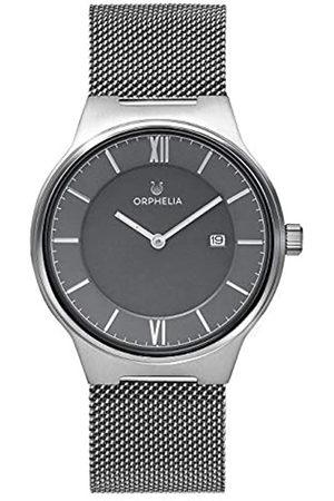 ORPHELIA Hombre Relojes - Reloj Analógico para Hombre de Cuarzo con Correa en Acero Inoxidable OR62800