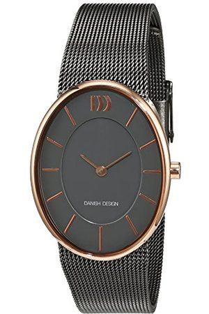 Danish Design Reloj Analógico para Mujer de Cuarzo con Correa en Acero Inoxidable IV71Q1168