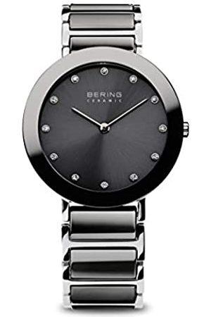 Bering Reloj Analógico para Mujer de Cuarzo con Correa en Acero Inoxidable 11435-783