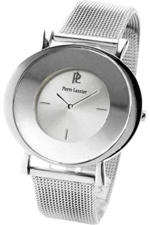 Pierre Lannier 263C128 - Reloj analógico de Cuarzo para Hombre con Correa de Acero Inoxidable