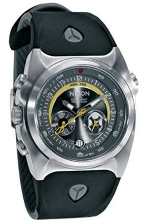Nixon A050131-00 - Reloj analógico de Cuarzo para Hombre con Correa de plástico