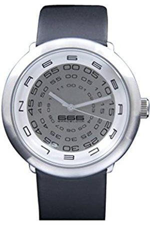 666Barcelona RelojAnalógicoparaHombredeCuarzoconCorreaenCuero666-230