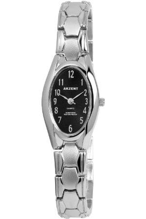 Akzent Acento de Mujer Relojes con Metal Banda ss7121000067