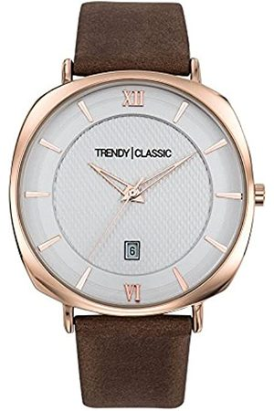 Trendy Classic TrendyClassicRelojAnalogicoparaHombredeCuarzoconCorreaenCueroCRG1042-01