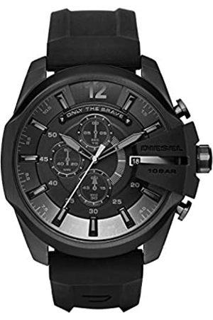 Diesel Reloj Analogico para Hombre de Cuarzo con Correa en Silicona DZ4378