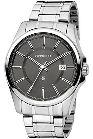 ORPHELIA Reloj Analógico para Hombre de Cuarzo con Correa en Acero Inoxidable OR62600