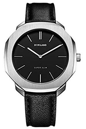 Milano D1 Reloj Analog-Digital para Mens de Automatic con Correa en Cloth S0327565
