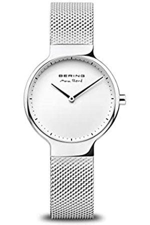 Bering Reloj Analógico Max René Collection para Mujer de Cuarzo con Correa en Acero Inoxidable & Cristal de Zafiro 15531-004
