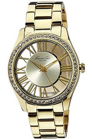 Kenneth Cole KC4853 - Reloj analógico de Cuarzo para Mujer con Correa de Acero Inoxidable
