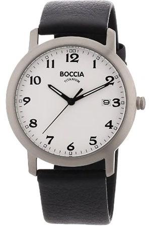 Boccia B3544-01 - Reloj de Caballero de Cuarzo