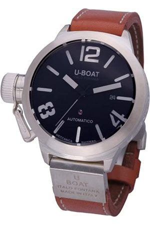 U-BOAT Classico 45 A925 Nero 2060 - Reloj de Pulsera para Hombre (analógico