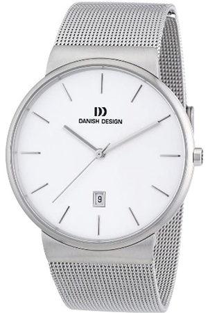 Danish Design 3314410 - Reloj analógico de Cuarzo para Hombre con Correa de Acero Inoxidable