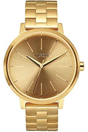 Nixon Reloj Analógico para Mujer de Cuarzo con Correa en Acero Inoxidable A099-502-00