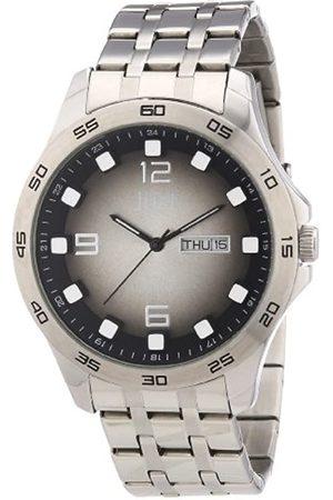 Just Watches Reloj analógico de Cuarzo para Hombre con Correa de Acero Inoxidable