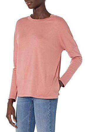 Daily Ritual Pima Cotton and Modal Interlock Pocket Pullover Shirt Camisa
