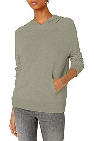 Daily Ritual Sandwashed Modal Blend Popover Hooded Sweatshirt Camisa 40-42