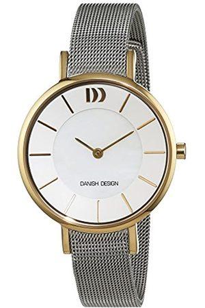 Danish Design Reloj Analógico para Mujer de Cuarzo con Correa en Acero Inoxidable IV65Q1167