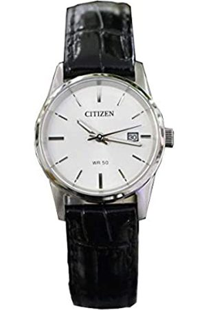 Citizen RelojAnalógicoparaMujerdeCuarzoconCorreaenCueroEU6000-06A