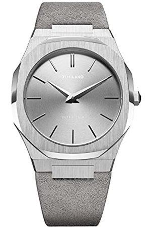 Milano D1 Reloj Analog-Digital para Unisex-Adult de Automatic con Correa en Cloth S0327551