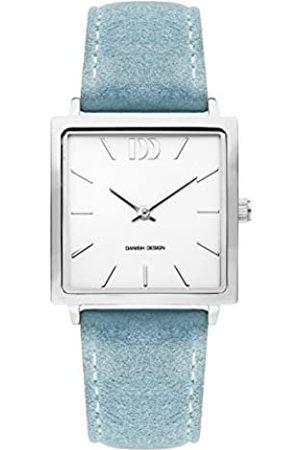 Danish Design Reloj Analógico para Mujer de Cuarzo con Correa en Cuero IV24Q1248