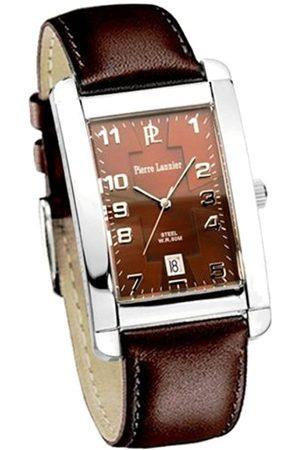 Pierre Lannier 196C194 - Reloj analógico de Cuarzo para Hombre con Correa de Piel
