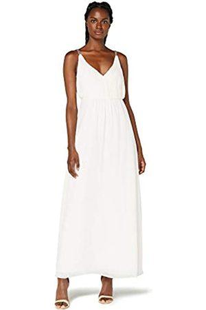 TRUTH & FABLE Marca Amazon - Vestido Largo Boho de Gasa Mujer, 44