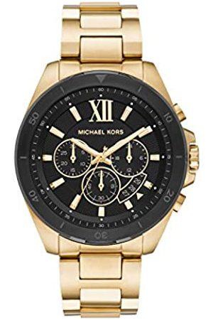 Michael Kors Reloj Analógico para de los Hombres de Cuarzo con Correa en Acero Inoxidable MK8848