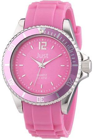 Just Watches 48-S3857-PI - Reloj analógico de Cuarzo Unisex