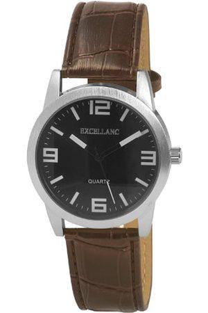 Excellanc Reloj de Hombre con Correa de Piel sintética 292021000186