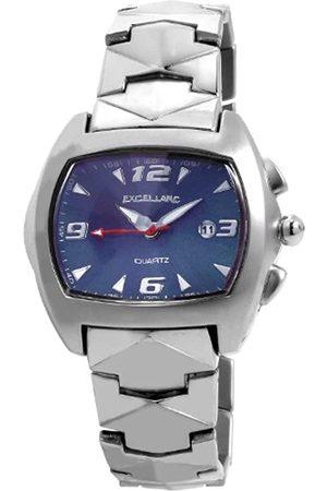 Excellanc Reloj de Hombre con Correa de Metal 284023000035