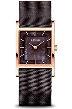 Bering Reloj Analógico Classic Collection para Mujer de Cuarzo con Correa en Acero Inoxidable & Cristal de Zafiro 10426-265-S