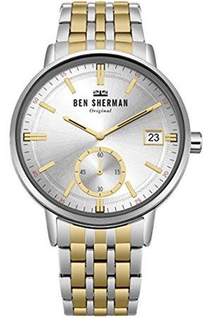 Ben Sherman Reloj - Hombre WB071GSM