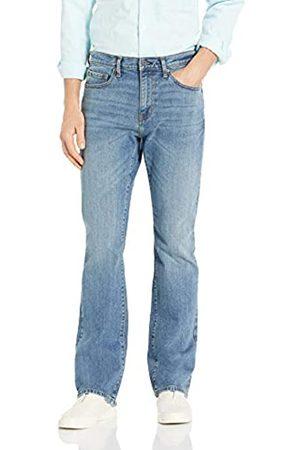 Amazon Slim-Fit Stretch Bootcut Jean jeans, Lavado claro